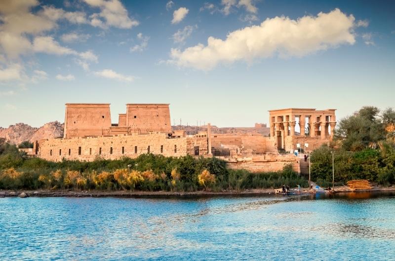 Egypte Temple Philae croisiere sur le nil