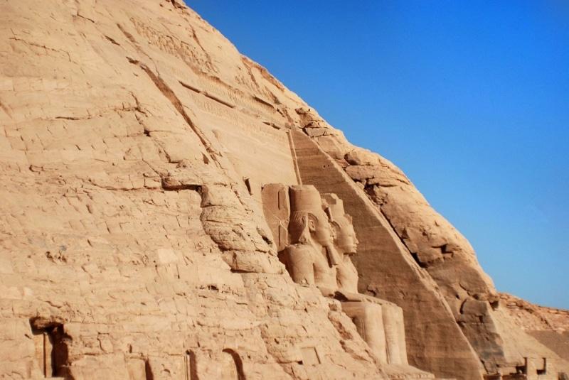 egypte temple d'abou simbel