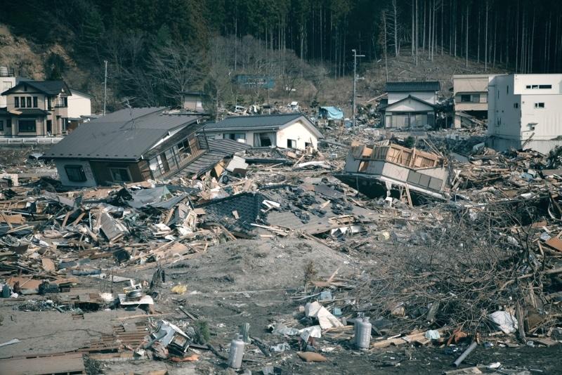 Fukushima tsunami et nucléaire