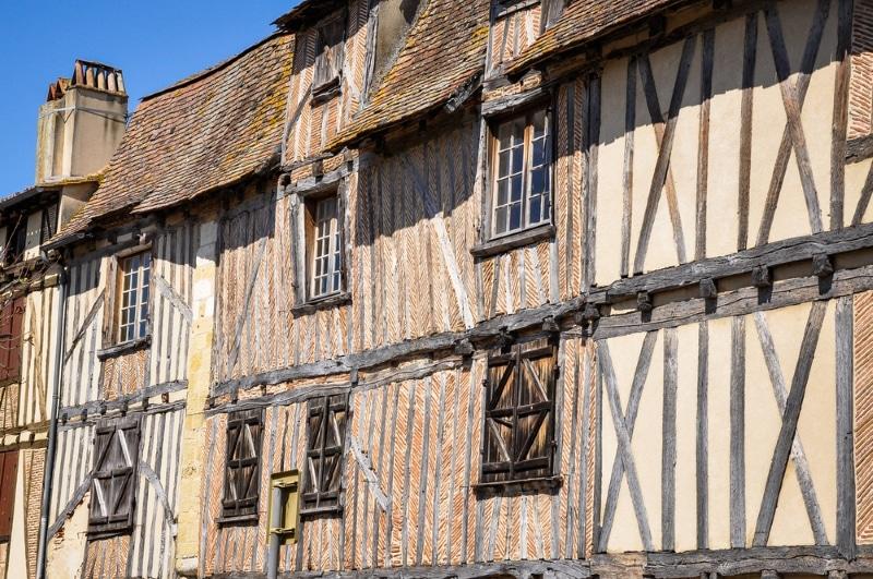 glamping saint geraud des corps, maison traditionnelle à Bergerac