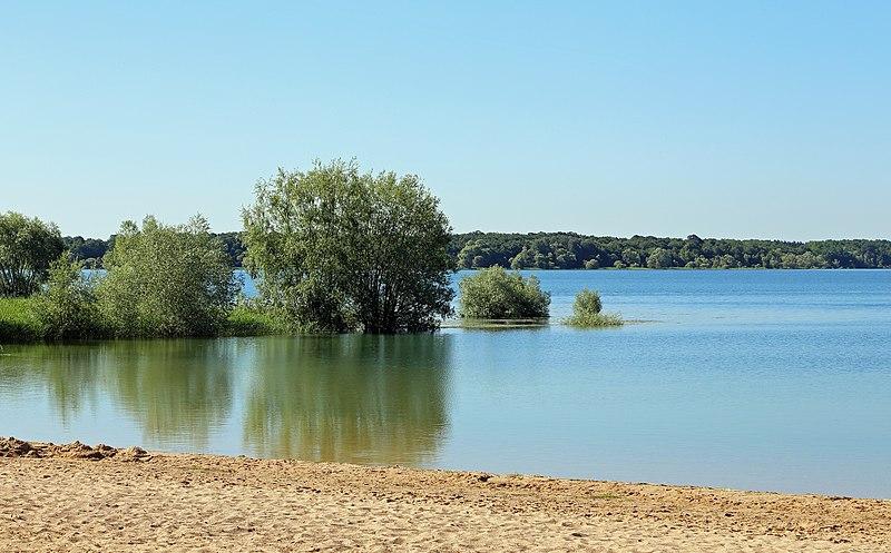 glamping Villatent Lac d'Orient mesnil saint père