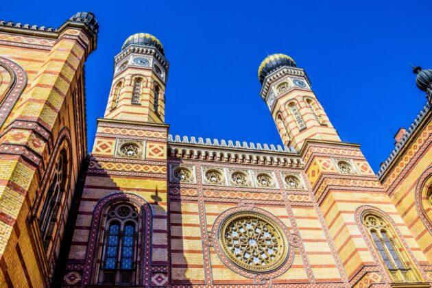Visiter la Grande synagogue de Budapest