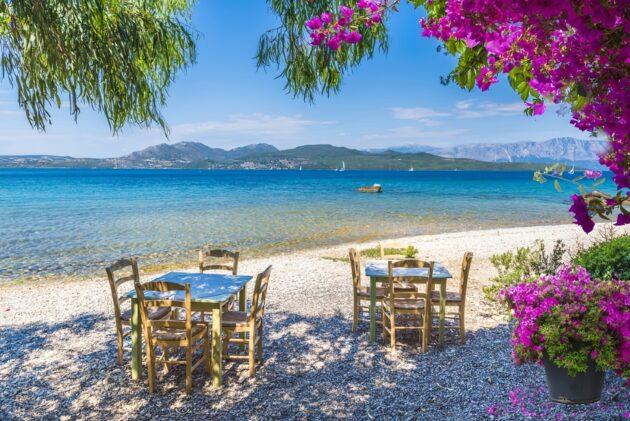 Les 18 meilleurs restaurants où manger à Paros