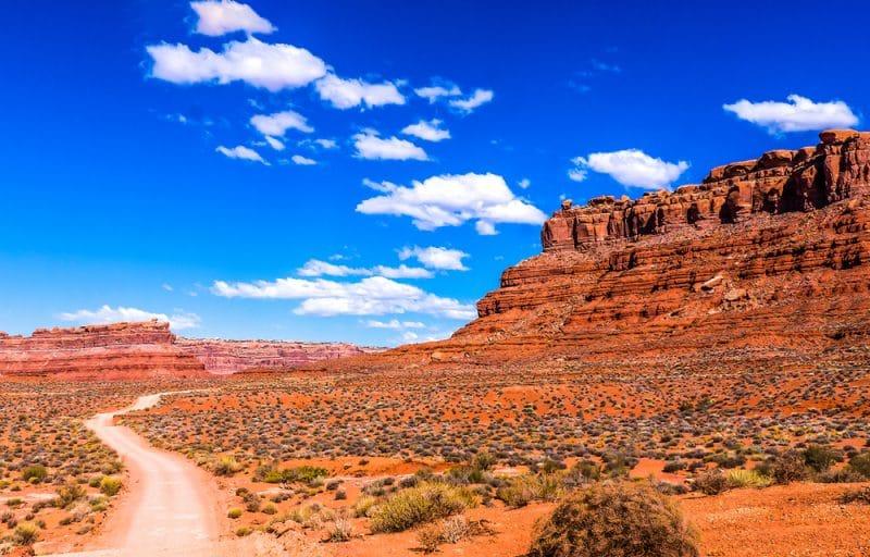 Histoire du red rock canyon à las vegas