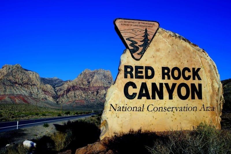Horaires et tarifs du red rock canyon