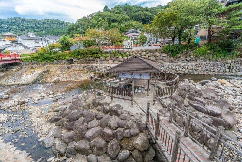 Hot springs, Shizuoka