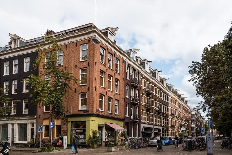 Hotel à De Pijp, Amsterdam