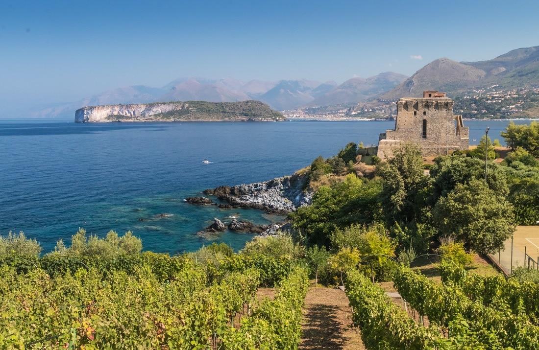 Île Dino en Italie