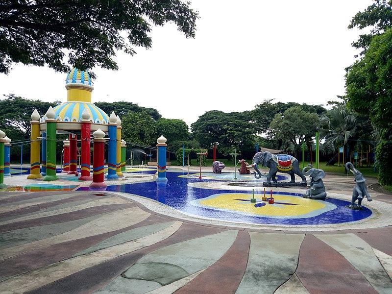 Indonésie ciputra waterpark surbaya
