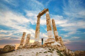 jordanie où loger à amman