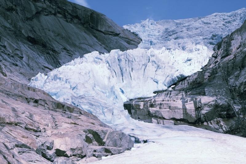 Jostedalsbreen, Parc national avec un glacier