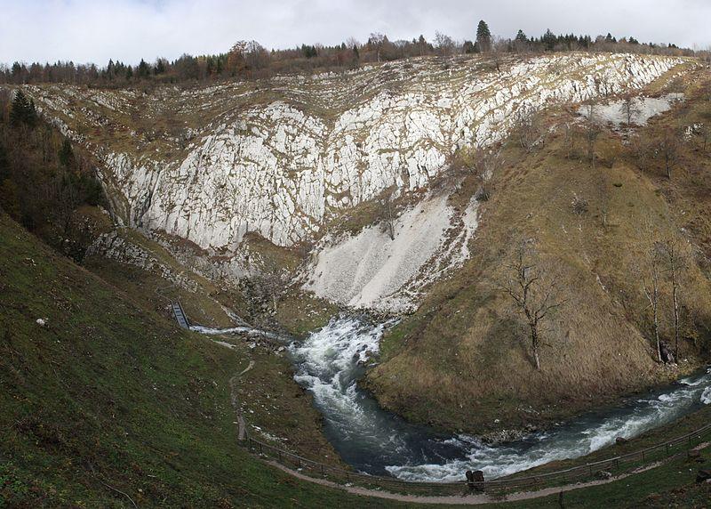Jura haute vallee de la saine