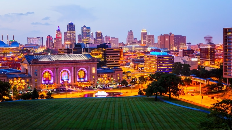 kansas city downtown