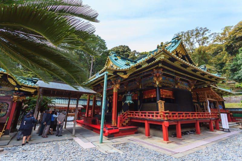 Temple Kunōzan Tōshō-gū