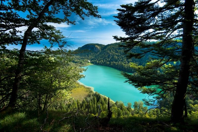 Les Lacs dans le Jura