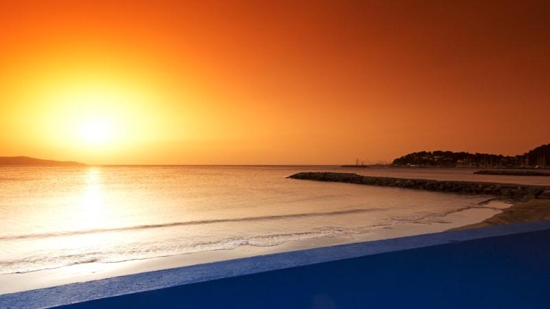 loger Cavalaire sur Mer plages