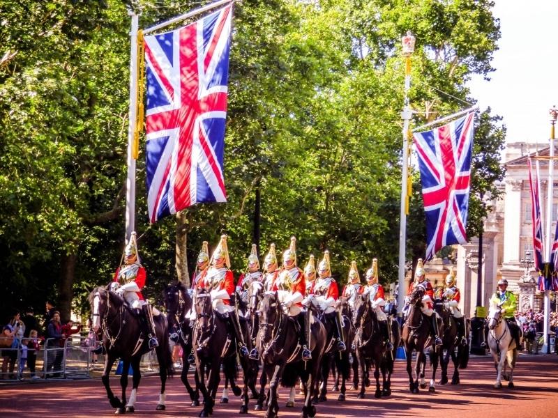 Londres, cérémonie clés - Tour de Londres