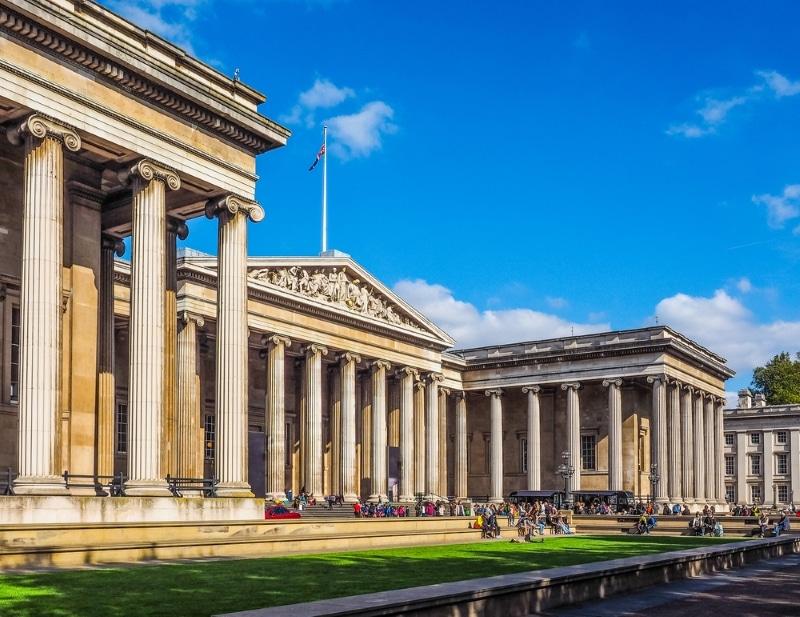 Londres gratuit - British museum