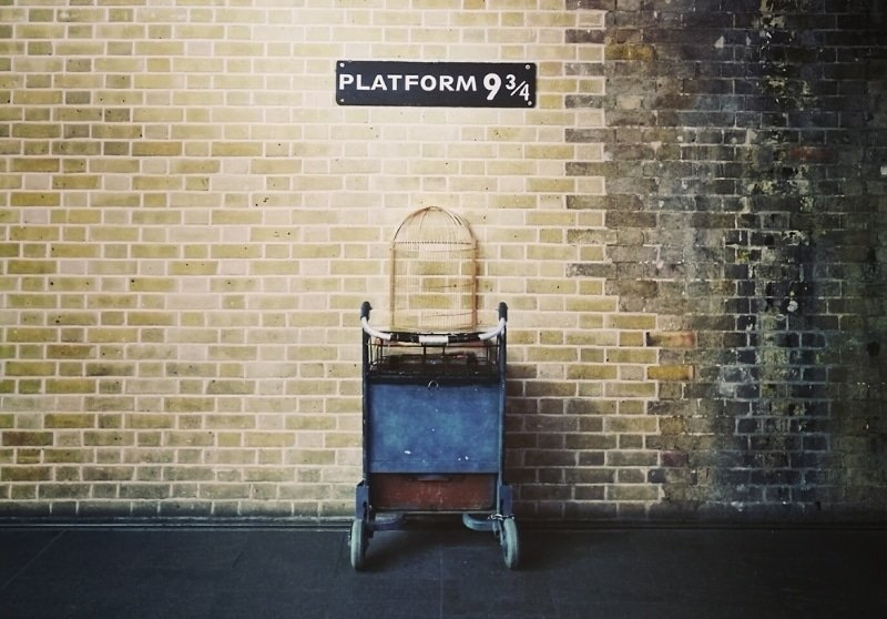 Londres gratuit Harry Potter