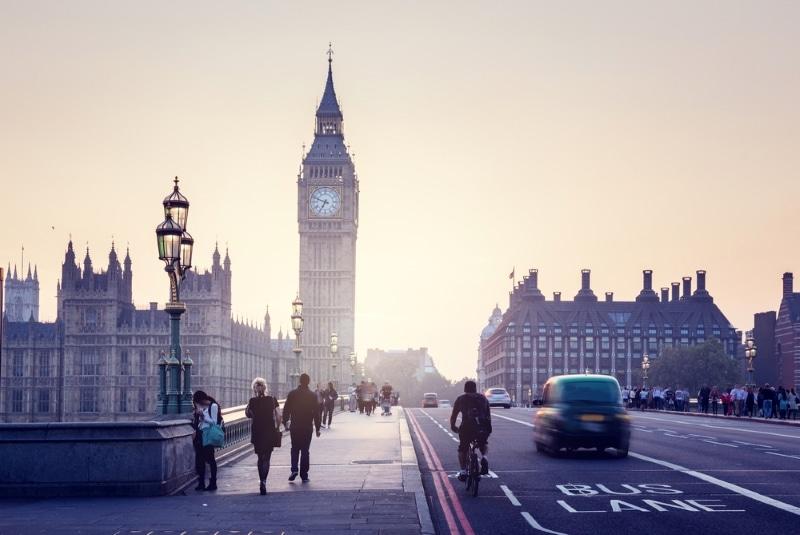 Londres visite guidée