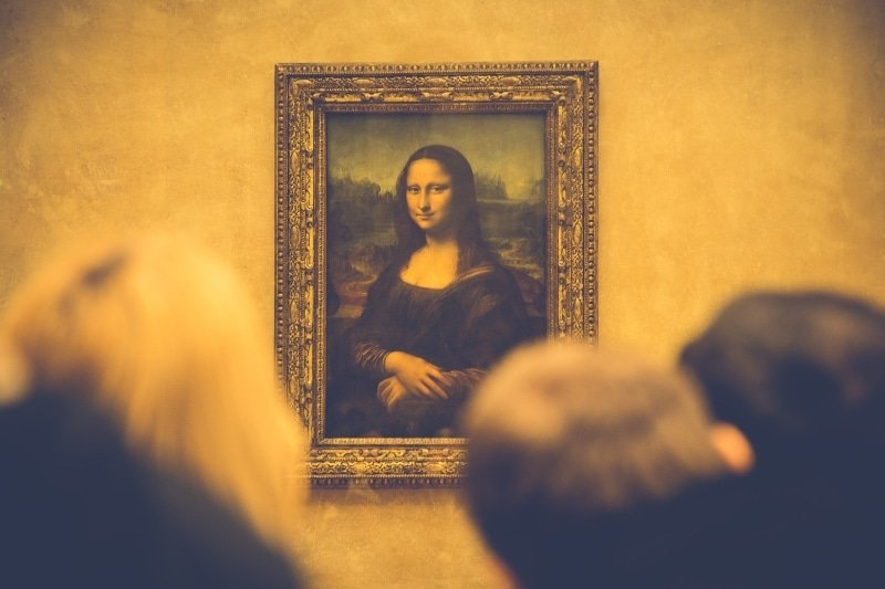 Louvres La Joconde