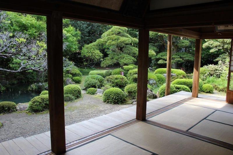 Temple à Shizuoka