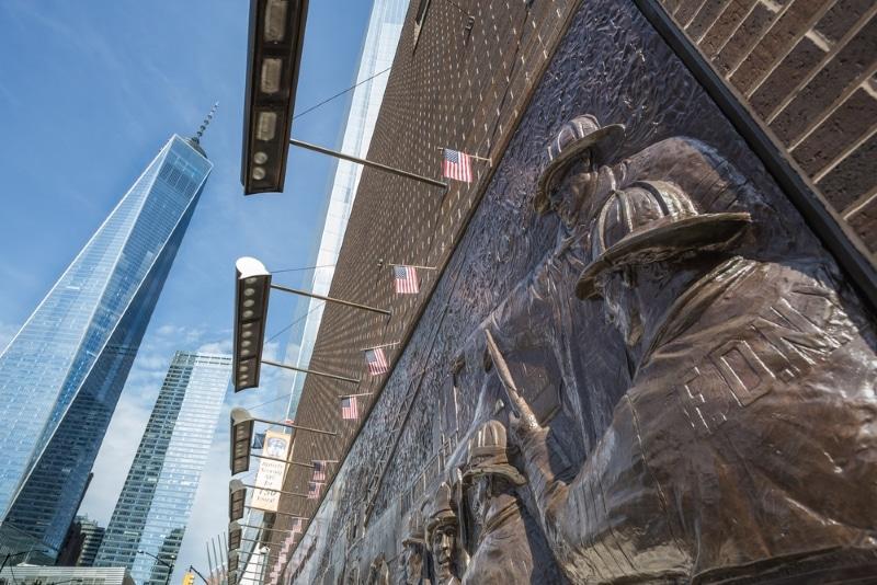 Memorial World Trade Center Etats-Unis