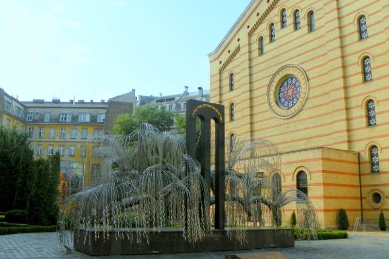 musée Juif synagogue Budapest
