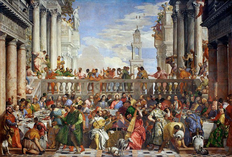 Noces de Cana Louvre