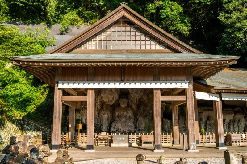 Oita - Usuki Bouddha