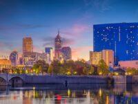 Où loger à Indianapolis centre ville de nuit