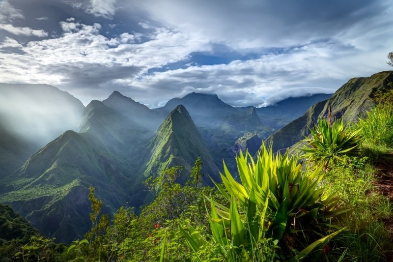 Parc national France La Réunion