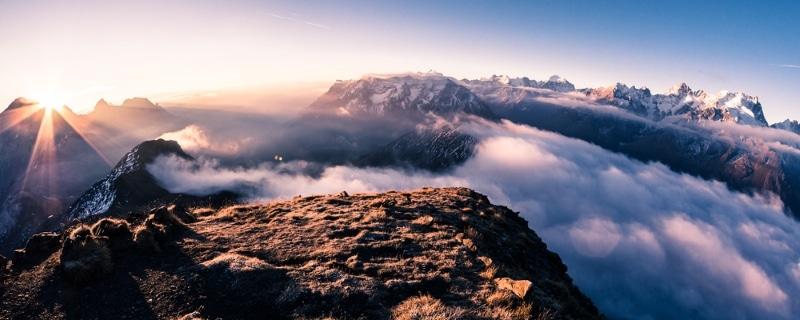 Parc National France - Parc des Ecrins alpes