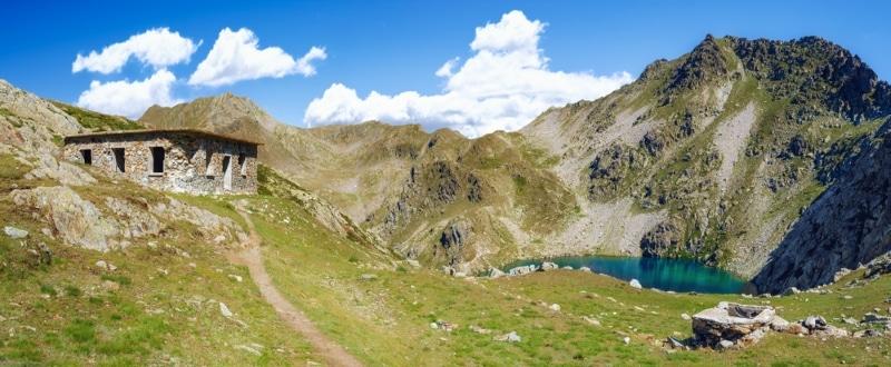 Parc national France - Parc du Mercantour