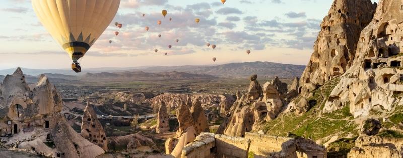 Parc national de Göreme Turquie