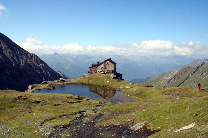 Parc national d'Hohe Tauern, montagnes autrichiennes