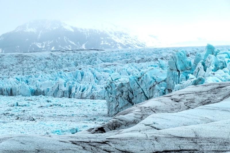 Parc national Islande Vatnajökull