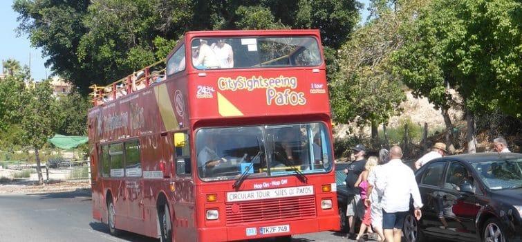 Paros en bus - transfert entre l'aéroport du Paros et le reste de l'île