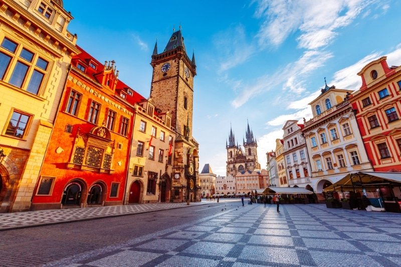 prague visite guidee ville