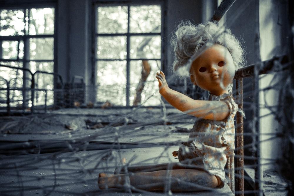 Prypiat, poupée Tchernobyl
