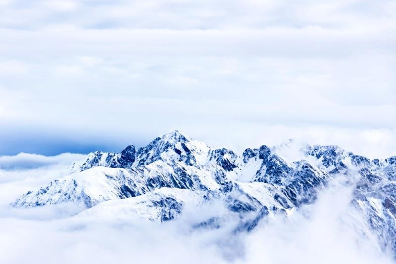 Pyrénées ski hors piste Pic du Midi de Bigorre