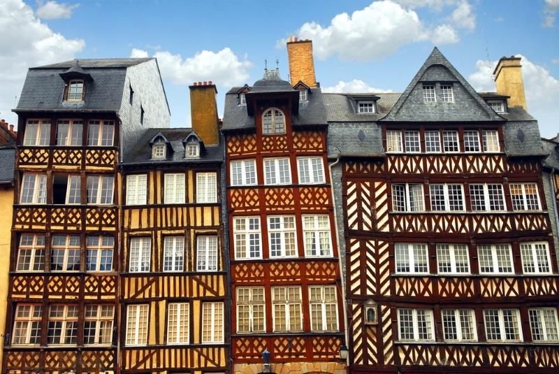 Rennes Centre-ville maisons