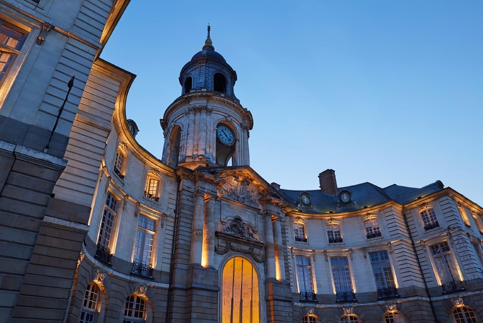 Rennes Hôtel de ville