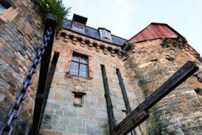 Rennes ville Bretagne portes mordelaises