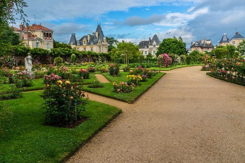 Rennes Parc du Thabor