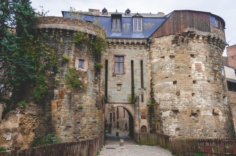 Rennes Chapelle Saint-Yves