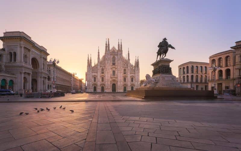 Roadtrip à Milan en Italie