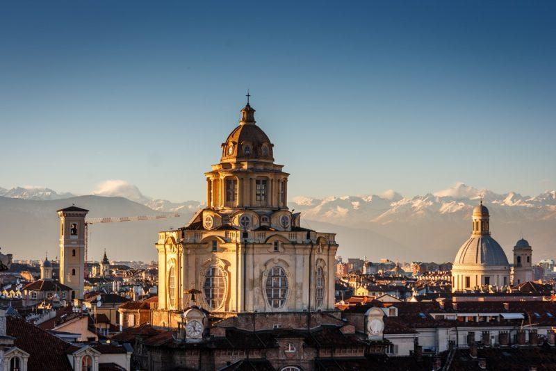 Roadtrip à Turin en Italie