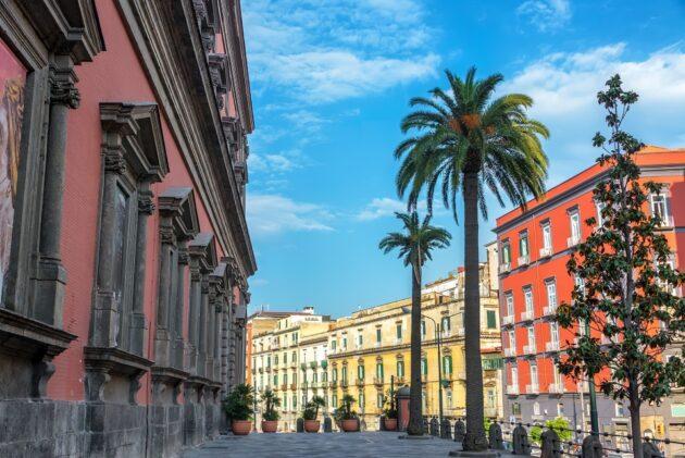 Visiter le Musée archéologique national à Naples : billets, tarifs, horaires