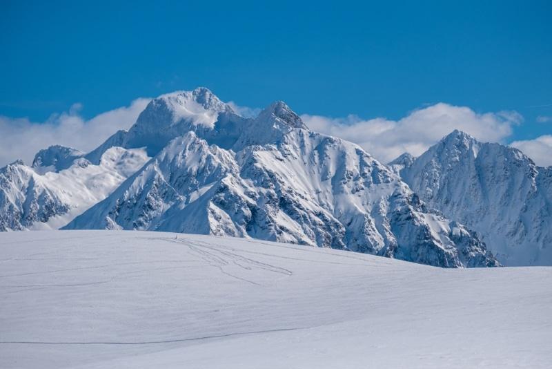 Saint-Lary-Soulan ski hors piste Pyrenees